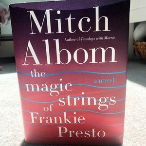 Harper Other - The Magic Strings of Frankie Presto by Mitch Albom
